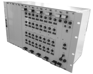 Блок перехвата ТЛГ/КВ каналов П-166М ТГ